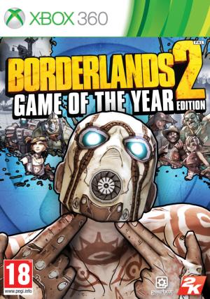 Borderlands 2 GOTY Xbox 360