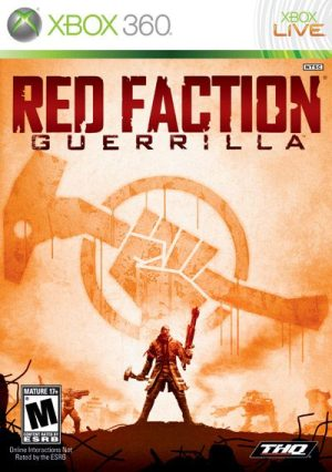 Red Faction Guerrilha