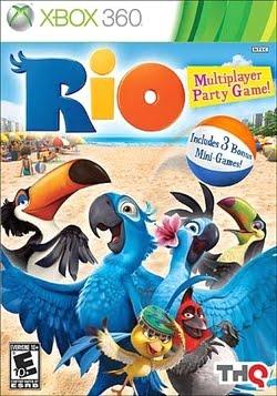 Rio The Game