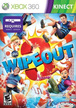 Wipeout 3 Kinect